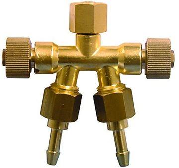 Image de Double-sortie basse pression oxygène