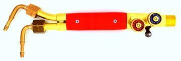 Bild von Brennergriff mit Gelenkkugel