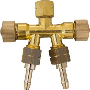 Image de Double-sortie basse pression pour tous les gaz combustibles